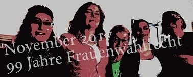 ASF RNK zum Frauenwahlrecht